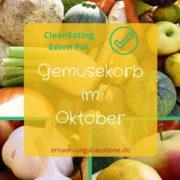 Gemüse im Oktober
