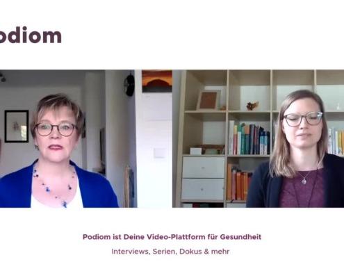 Interview bei Podiom